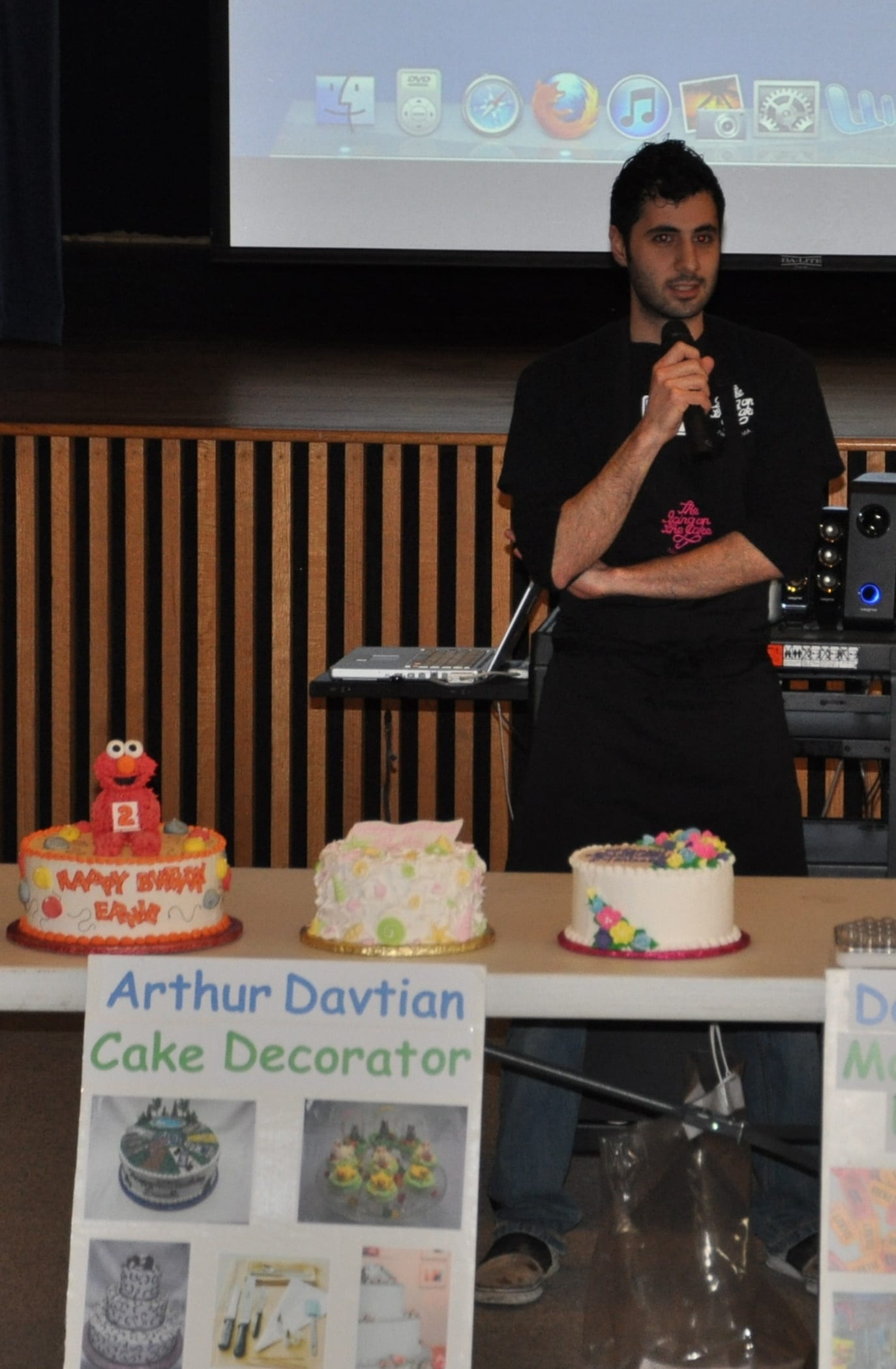 Cake Decorating Career career fair for upper students - cotting school : cotting school