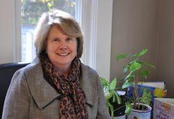 Family Support Coordinator Pam Varrin