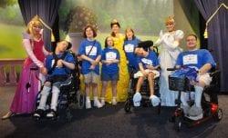Cotting School took a trip to Disney World