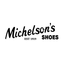 michelson shoes logo