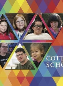 Cotting School Annual Report Cover 2016