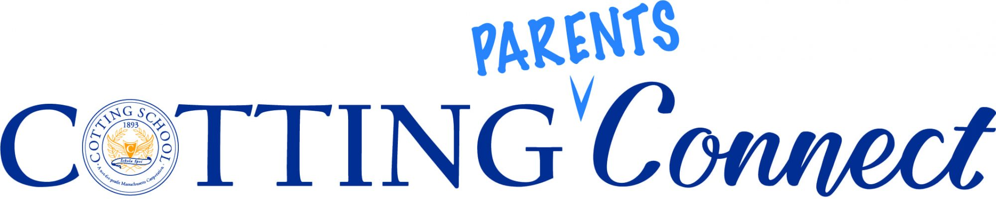 Cotting Parents Connect Logo