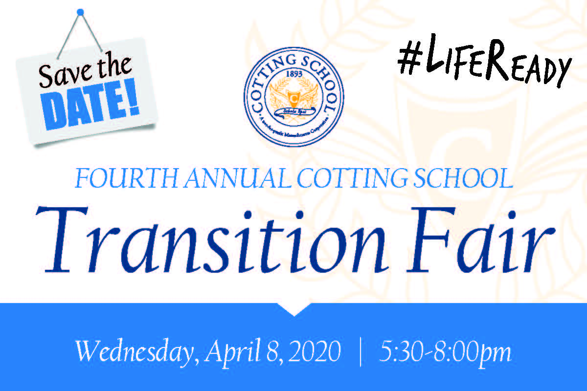Transition Fair at Cotting School