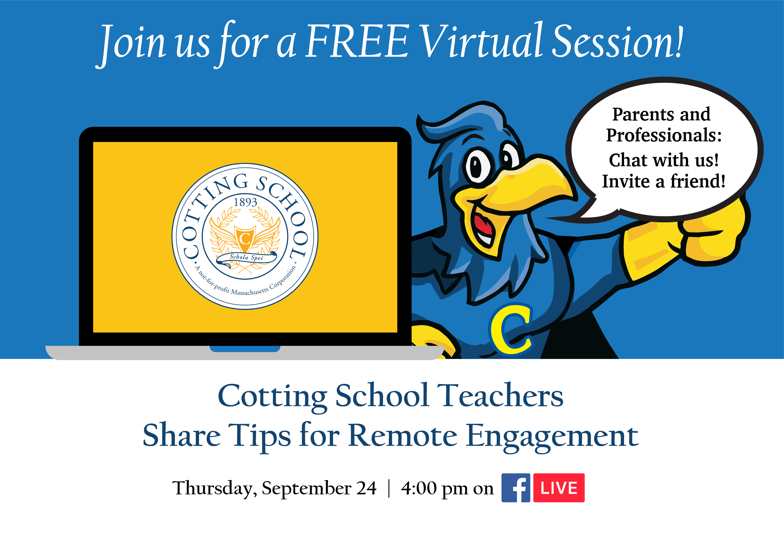 Virtual Session on Remote Engagement