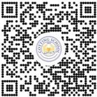 Cotting School QR Code